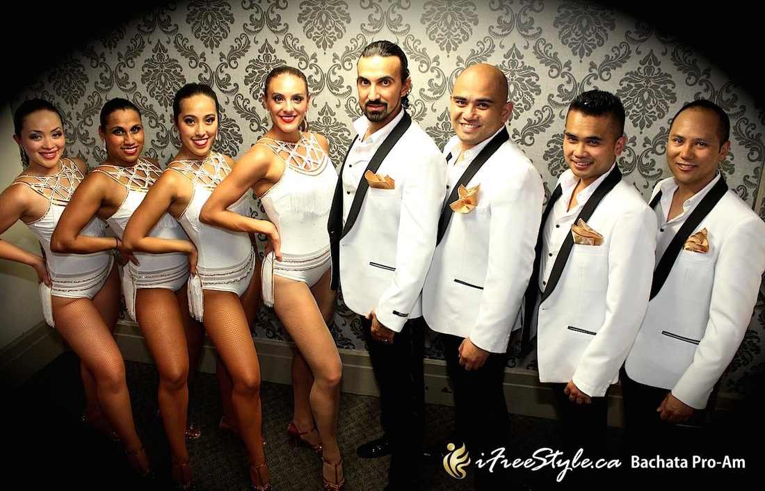 iFreeStyle.ca Bachata Amateur Team