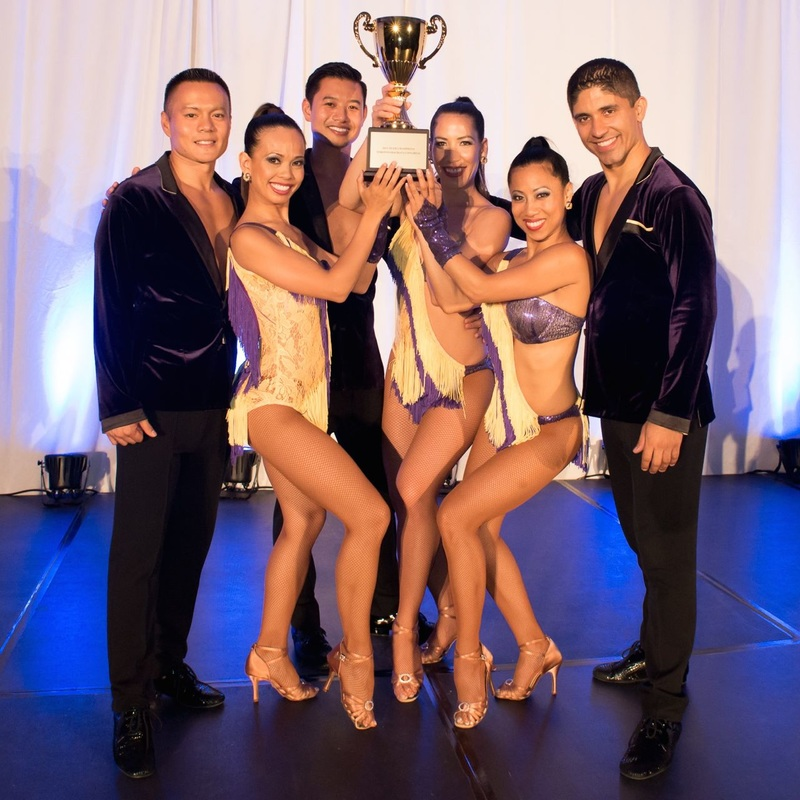 iFreeStyle.ca Bachata Pro Team Champions
